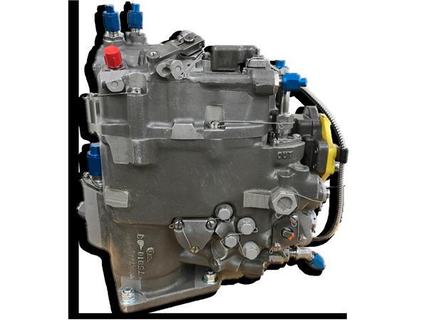 T53 Fuel Control Unit